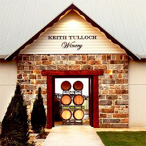Accommodation at Keith Tulloch Winery