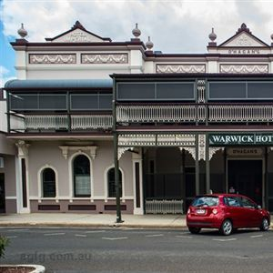 Wonderful food, iconic Queensland heritage setting...