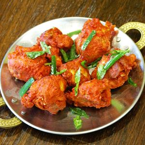 Indian Style Chinese Dishes