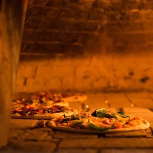 $20 Woodfired Gourmet Pizzas