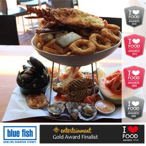 Blue Fish Seafood Restaurant
