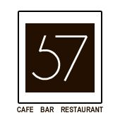 57 Cafe Bar Restaurant Logo