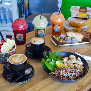The Shack Superfood Cafe
