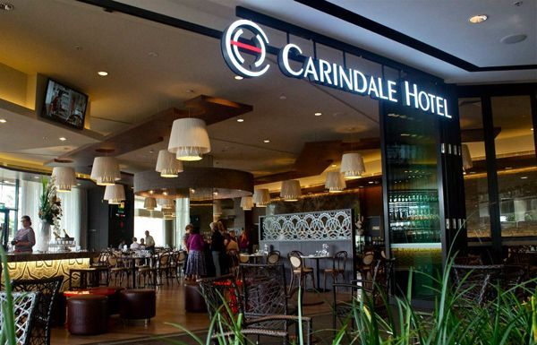 carindale shopping centre: