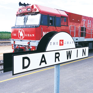 Darwin Travel 1
