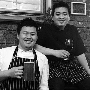 Brandon Chin Yoon Foong & Robbie Yoon Jong Hyuk