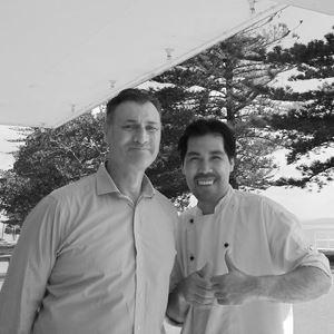 Willard Cabalbal (Chef Will)