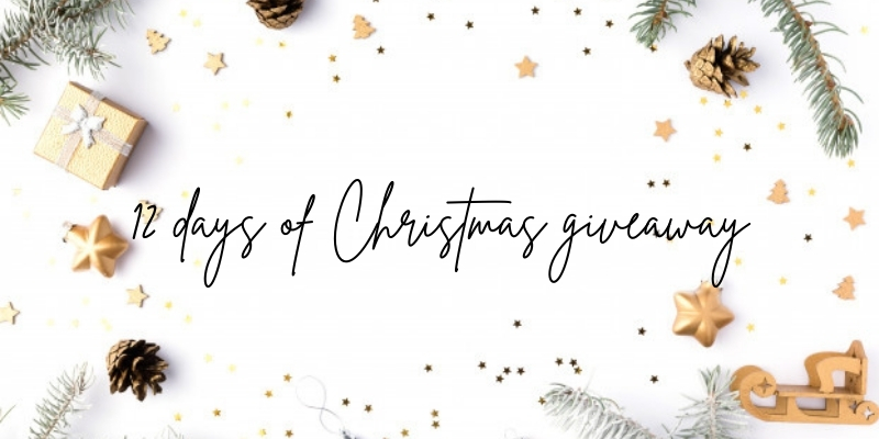 12 Days of Christmas Gift Giveaways – What Will You Choose?