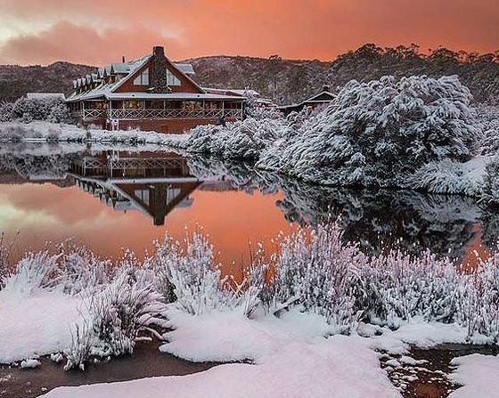 Chill Factor - Australia's Snow Scene