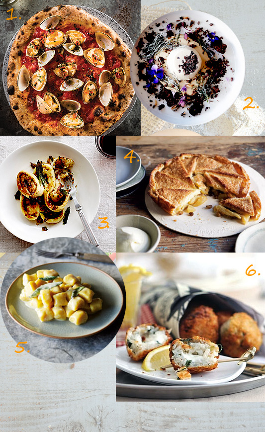 Italian Flavours for Home