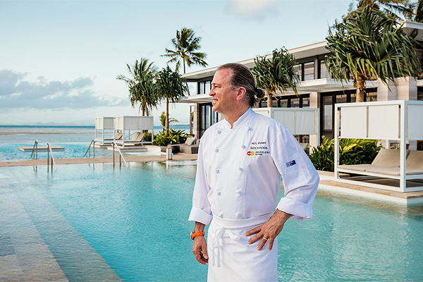 Escape Winter to a Culinary Destination curated by Neil Perry