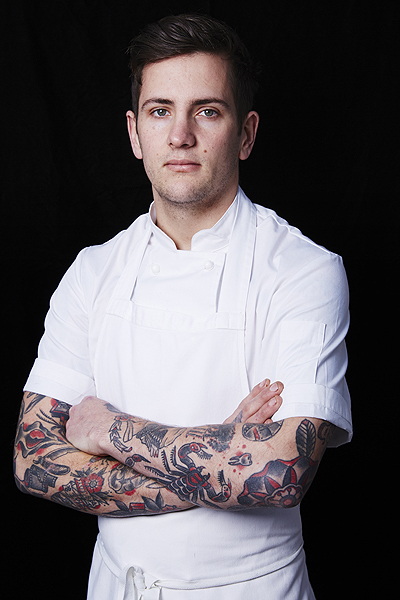 Interview with The Young Chef: Zackary Furst