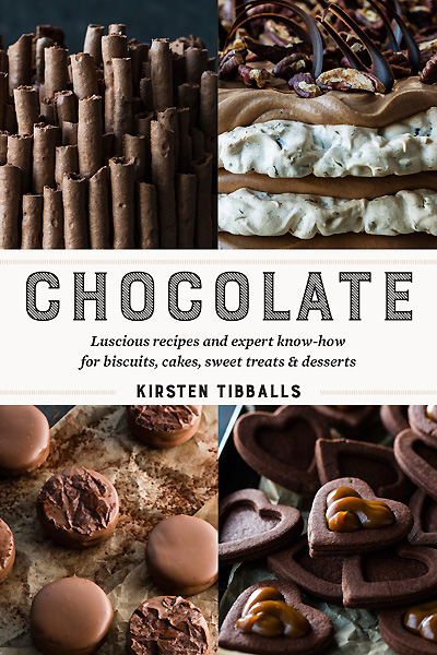 Chocolate Decadence - Q&A with Australia's Queen of Chocolate: Kirsten Tibballs