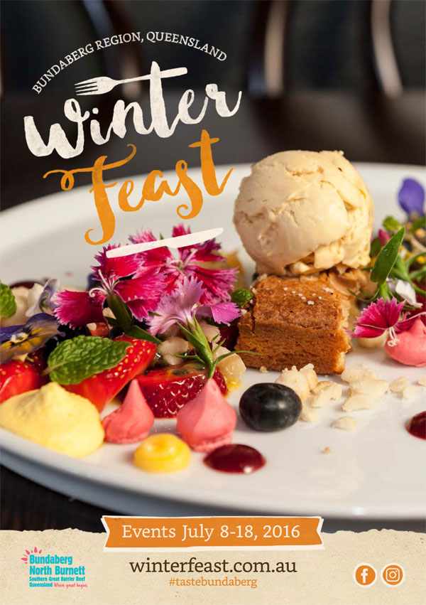 MODA Brisbane Launches Winterfeast Bundaberg