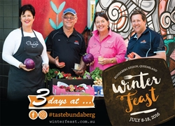AGFG Road Trip: 3 Days at Bundaberg's Winterfeast