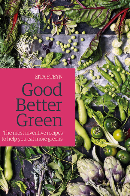 Book Review: Good Better Green