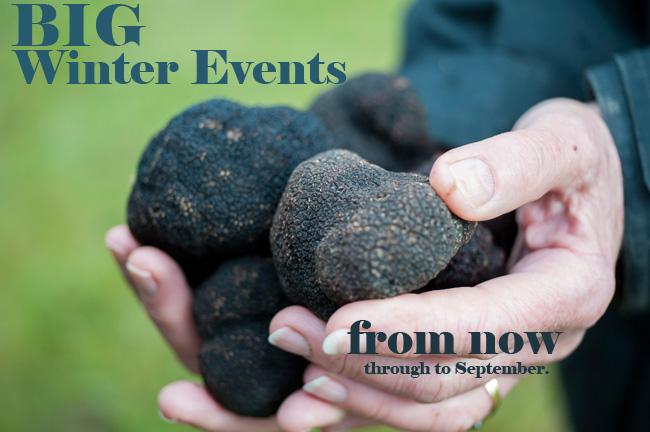 Big Winter Events