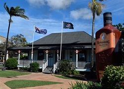 Be one of the first to Blend Your Own Rum at Bundaberg Rum Distillery