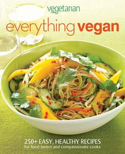 Book Review - Everything Vegan