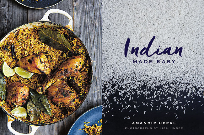 Indian Made Easy: 3 Simple Recipes by Amandip Uppal