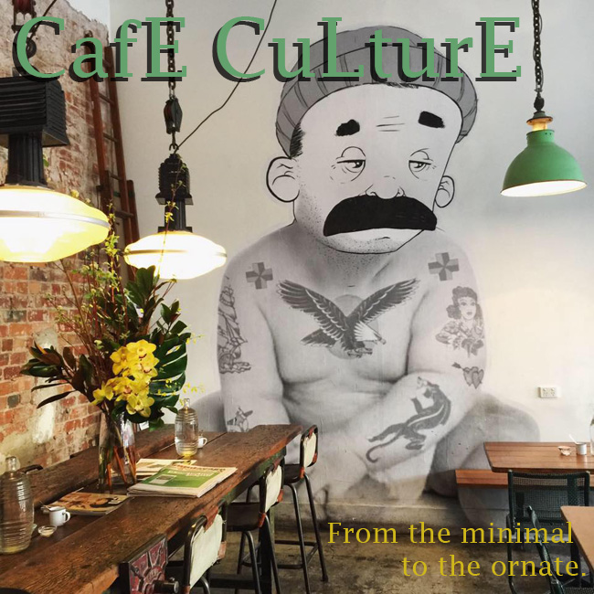 Cafe Culture: A Photographic Journey
