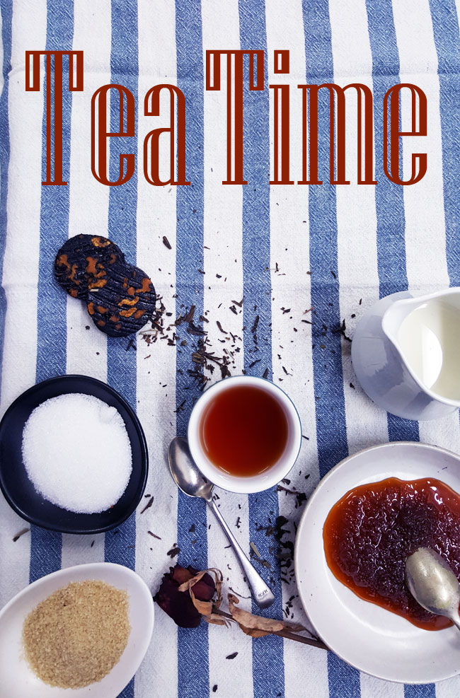Tea Time: The Female Embrace