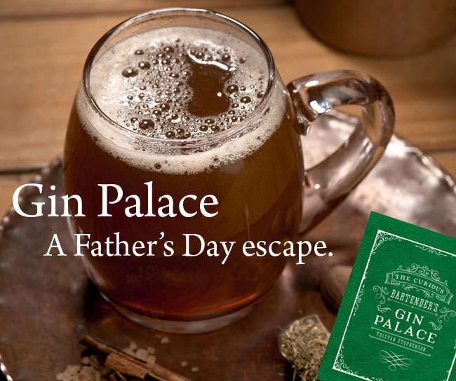 Gin Palace and The Curious Dad