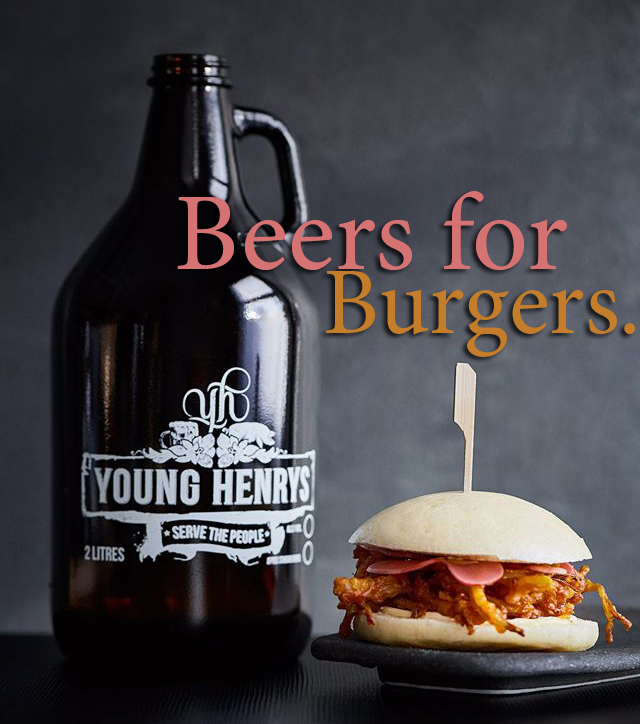Beers for Burgers