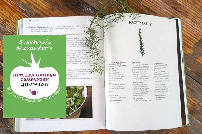 Grow Your Own: The Kitchen Garden Companion