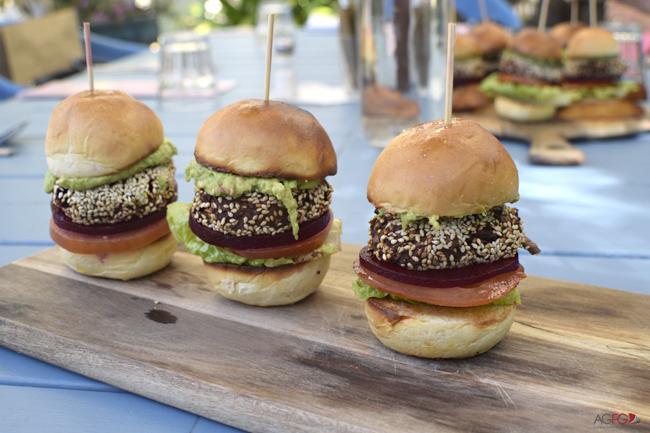A Food Fusion Affair in Tweed