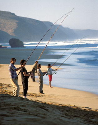 Fishing in South Australia