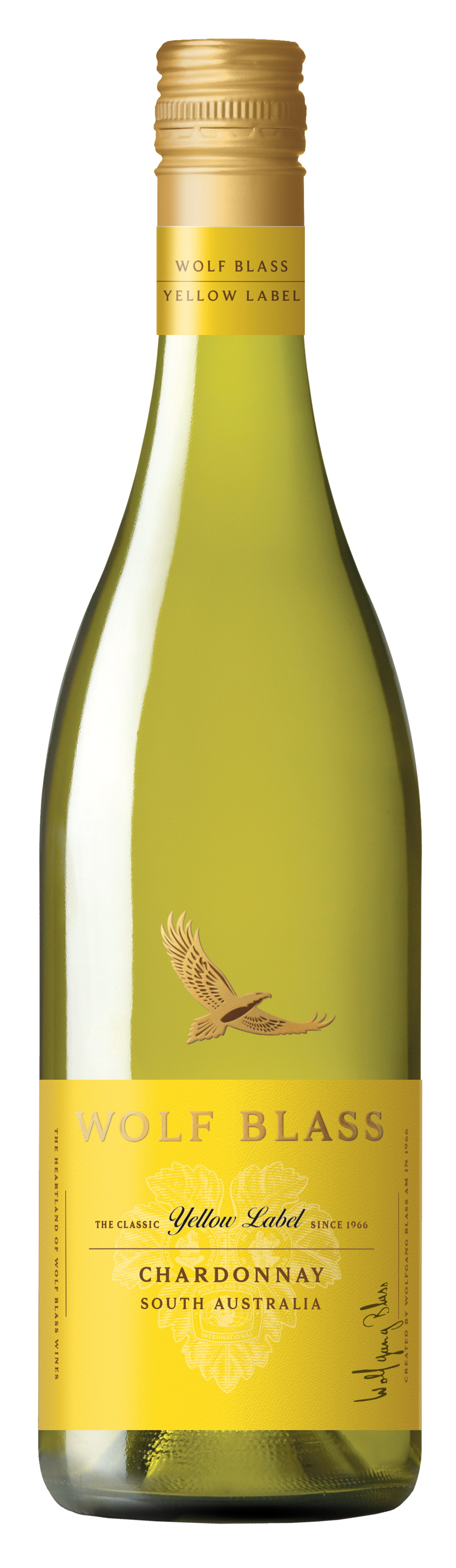 A Chardonnay Made with Food in Mind