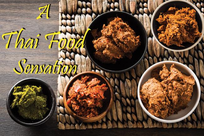 Thai Food Sensation by Shayne Austin