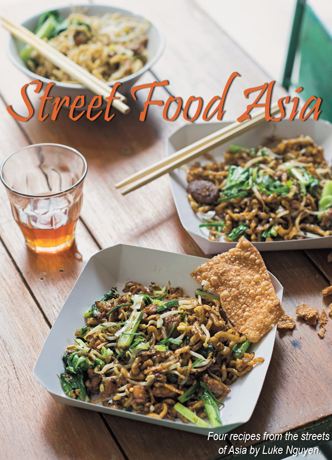 Street Food Asia by Luke Nguyen