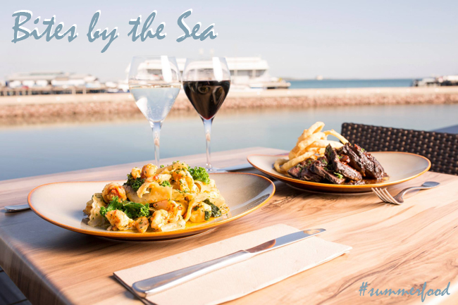 Bites by the Sea
