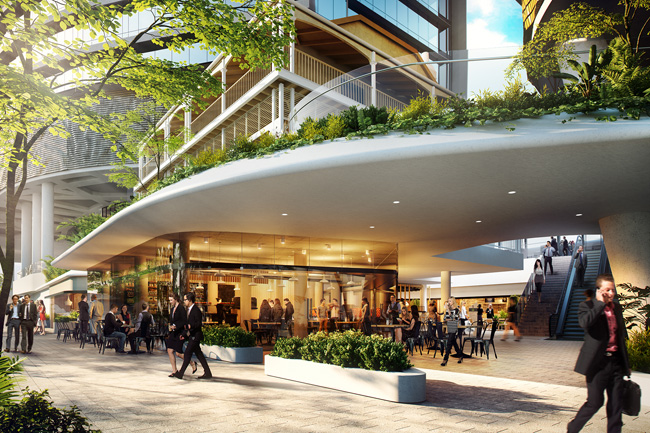 Neil Perry moves to Brisbane's latest dining precinct, Southpoint