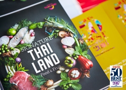 Asia's 50 Best Restaurants Returns to Thailand
