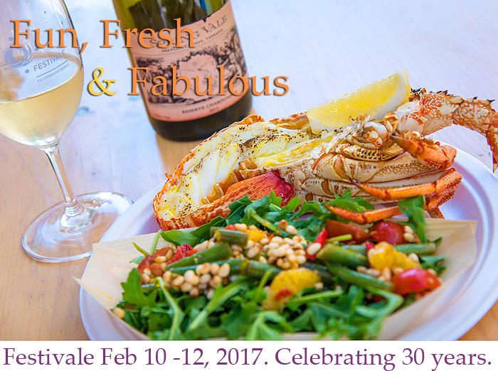 Indulgence and Entertainment on the Menu at Festivale 2017