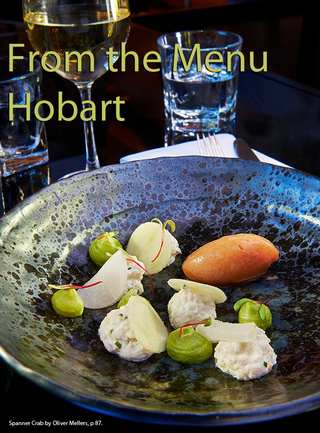 From the Menu: Hobart through the lens of Philip Kuruvita