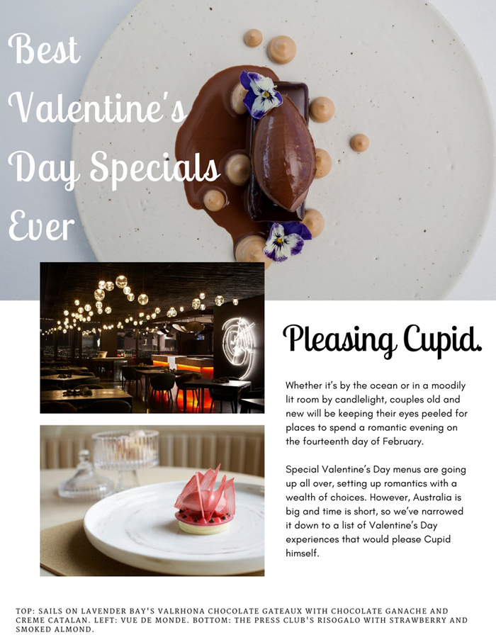 Best Valentine's Day 2017 Specials Ever