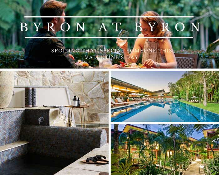 Be Spoiled at Byron at Byron