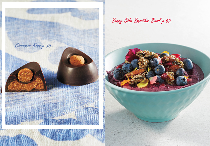Coming Up Roses with Cinnamon Kisses & 58 other Seductive Chocolate Recipes