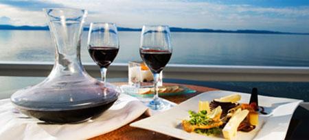 Australia's Waterfront Wining & Dining