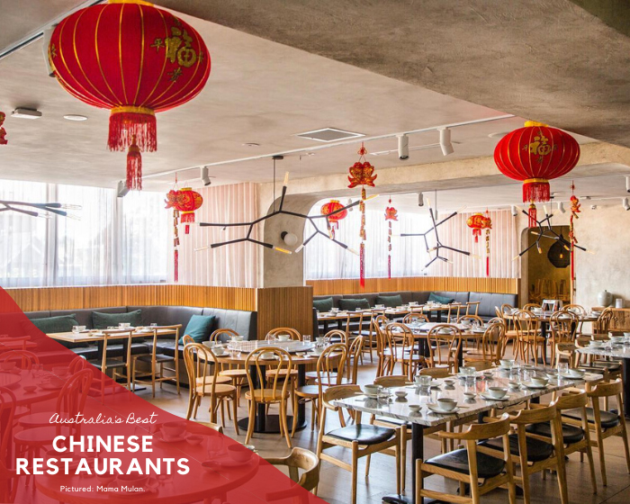 Australia's Best Chinese Restaurants