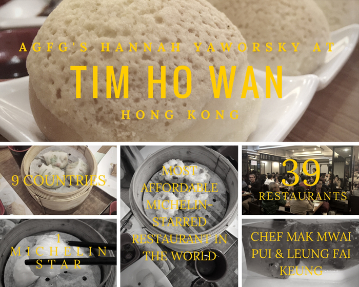 Michelin Madness: AGFG at Tim Ho Wan