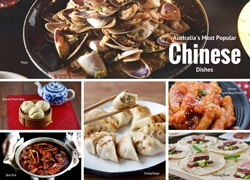 Australia's Most Popular Chinese Dishes