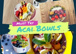 6 Must Try Acai Bowls from around Australia