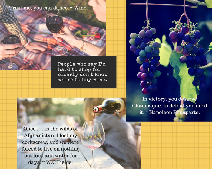 20 of the Funniest Wine Quotes Ever