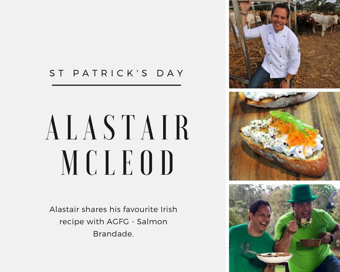 Alastair McLeod's Favourite Irish Recipe
