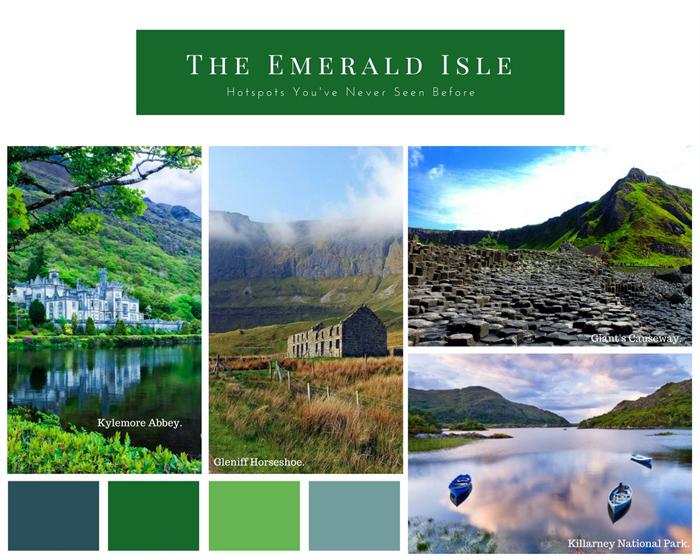 Emerald Isle Hotspots You've Never Seen Before